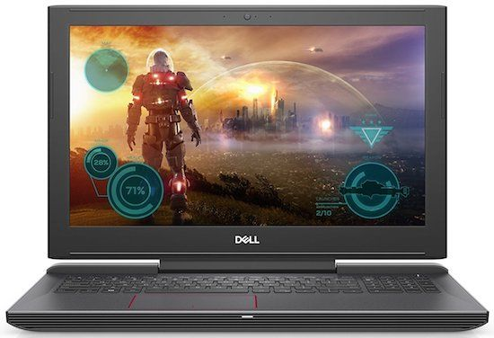 Dell Inspiron i7577-5241BLK - best laptop for video editing under $1000