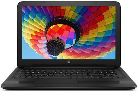 HP 15-BA015WM - best laptops for school under 300 dollars