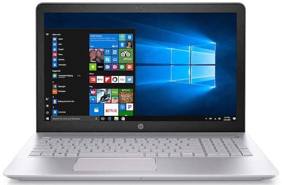 HP Pavilion 15 - black friday laptop deals 2018