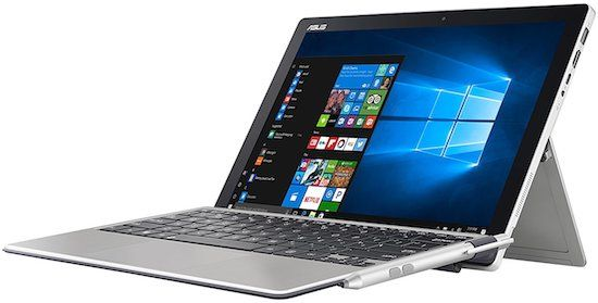 ASUS Transformer Pro T304UA - best laptop for graphic design