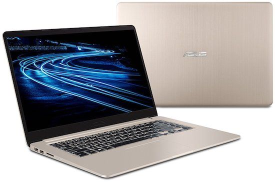ASUS VivoBook S15 - powerful gaming laptop under $500