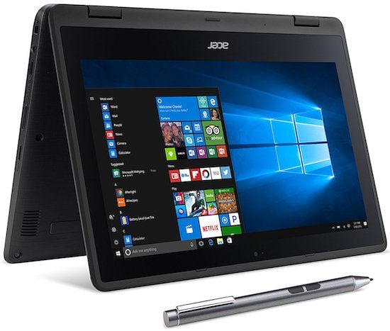Acer Spin 1 - Budget Laptop for Drawing