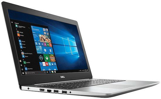 dell inspiron 15 5000 touchscreen laptop with i5 processor