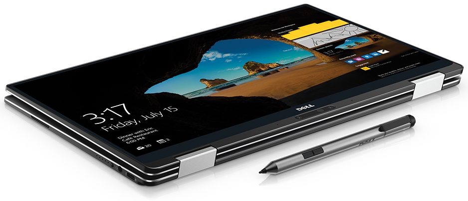 Dell XPS 13 2 in 1 Laptop - Small and Portable Designing Laptop