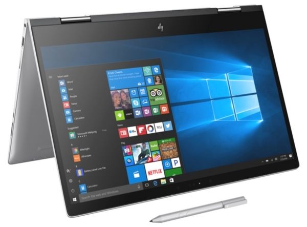 HP Envy X360 - best black friday convertible laptop deal