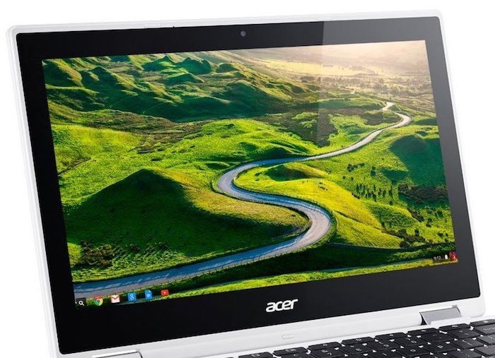 Acer Chromebook R 11 Convertible - Display