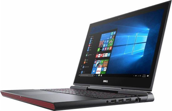 Dell Inspiron 15 7567 value for money gaming laptop under 800 dollars