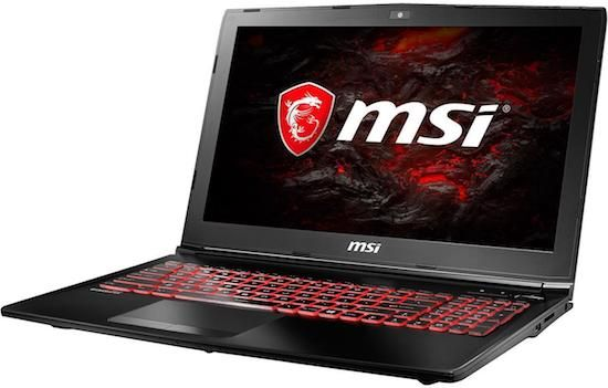 MSI GL62M 7REX-1896US 15.6-Inch Gaming Laptop - Hardware Review