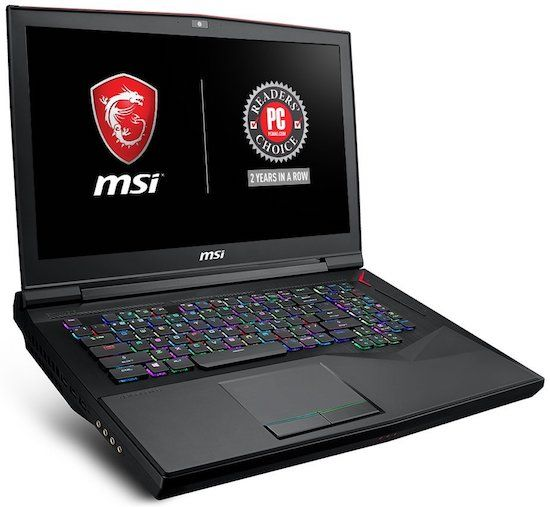 MSI GT75 Titan-055 17-inch Gaming Laptop