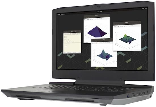 System76 Serval WS - High Performance Linux Laptop