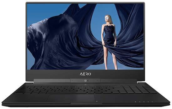 Gigabyte Aero 15X Ultra portable Desktop Replacement Laptop