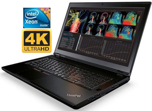 Lenovo ThinkPad P71 (Maxed Specced) - Best Workstation Laptop for CAD works 3D modeling and Rendering