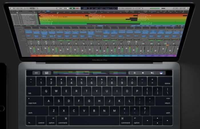 logic-pro-x-touch-bar-support-macbook-pro