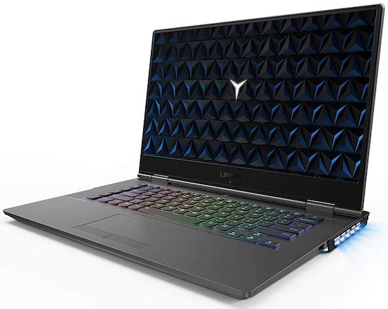 Lenovo Legion Y740 - best laptop for music production and recording