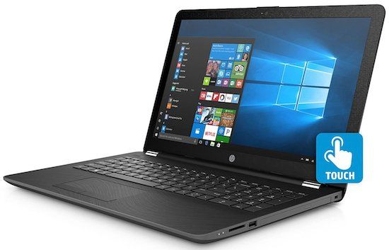 HP Pavilion 15 Touchscreen Laptop