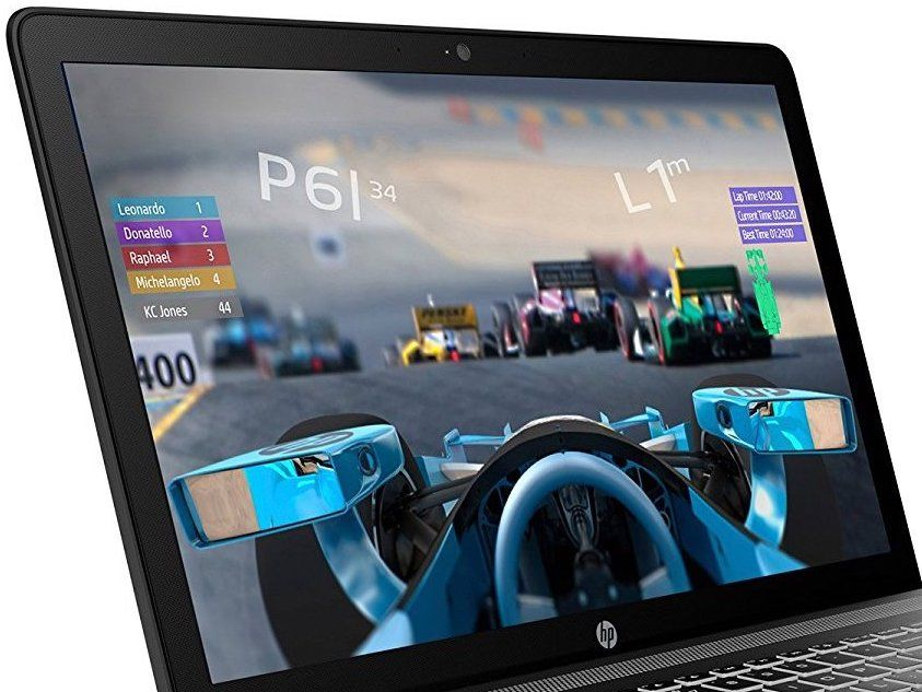 HP Pavilion Power 15 Gaming Laptop - Display Review
