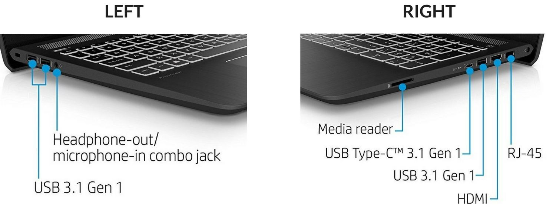 hp pavilion power 15 cb079nr gaming laptop review 11hrs battery life. Black Bedroom Furniture Sets. Home Design Ideas