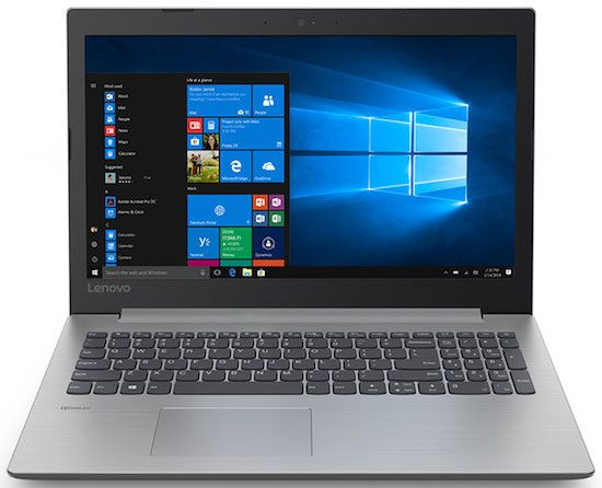 Lenovo Ideapad 330 - best laptops for college under 300 dollars
