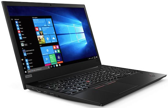 2019 Newest Lenovo ThinkPad E590 15.6-Inch Best Business Laptop Under $600