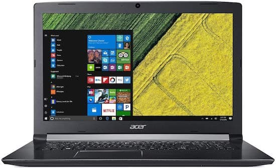 Acer Aspire 5 affordable 17-Inch gaming laptop