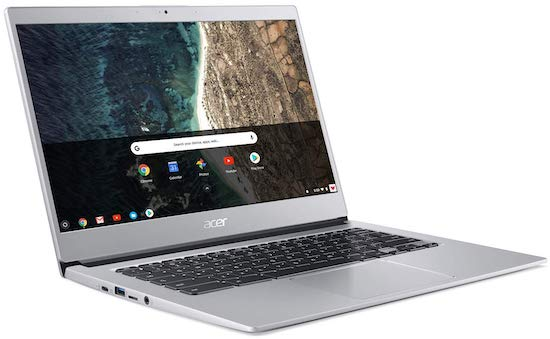 Acer Chromebook CB514-1HT-C7AZ - best budget laptops for writers