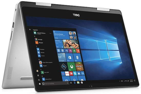 Dell Inspiron 5482 2-in-1 14-inch Laptop