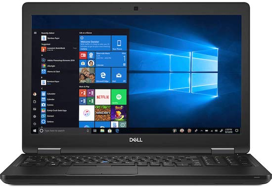 Dell Precision 3530 - best budget workstation laptop for students