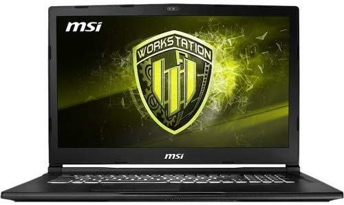 MSI WE63 Workstation Laptop for CAD works