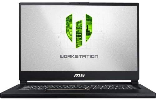 MSI WS65 slim and light workstation notebook - best laptop for CAD and 3D Modeling