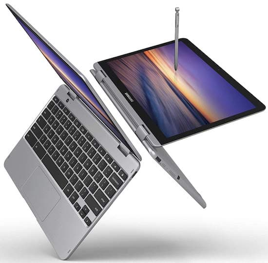 Samsung Chromebook Plus V2 with Stylus Ideal For College Students
