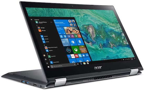 Acer Spin 3 - budget convertible laptop