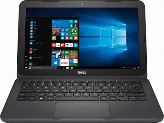 Dell Inspiron 3000 series 11-inch Laptop