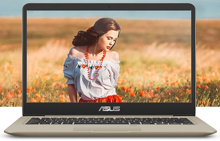 ASUS VivoBook S14 Review - NanoEdge Display