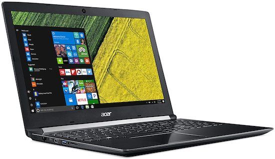 Acer Aspire 5 - best gaming laptops under $500 of 2019