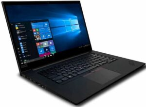 Lenovo ThinkPad P1 Gen 2 Thin and Light Workstation Laptop for Students