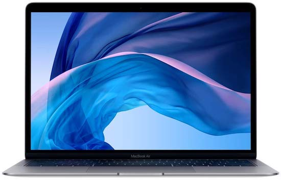 Apple-MacBook-Air (2018 Model) - Best students laptop under $1000