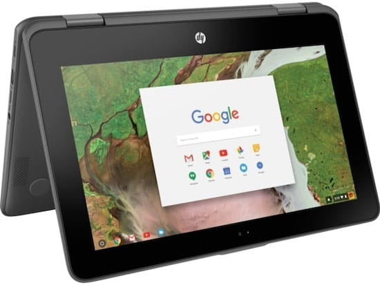 HP Chromebook x360 11 - Budget Laptop for Drawing