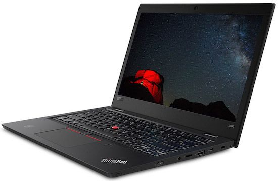 Lenovo ThinkPad L380 13-inch Business Laptop