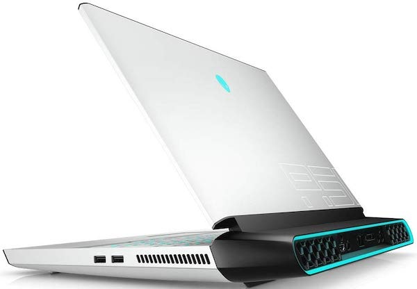 Alienware Area 51m Gaming Laptop - Rear