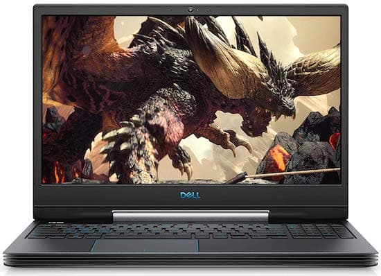 Dell G5 2019 - best laptops for music production and gaming under $1000