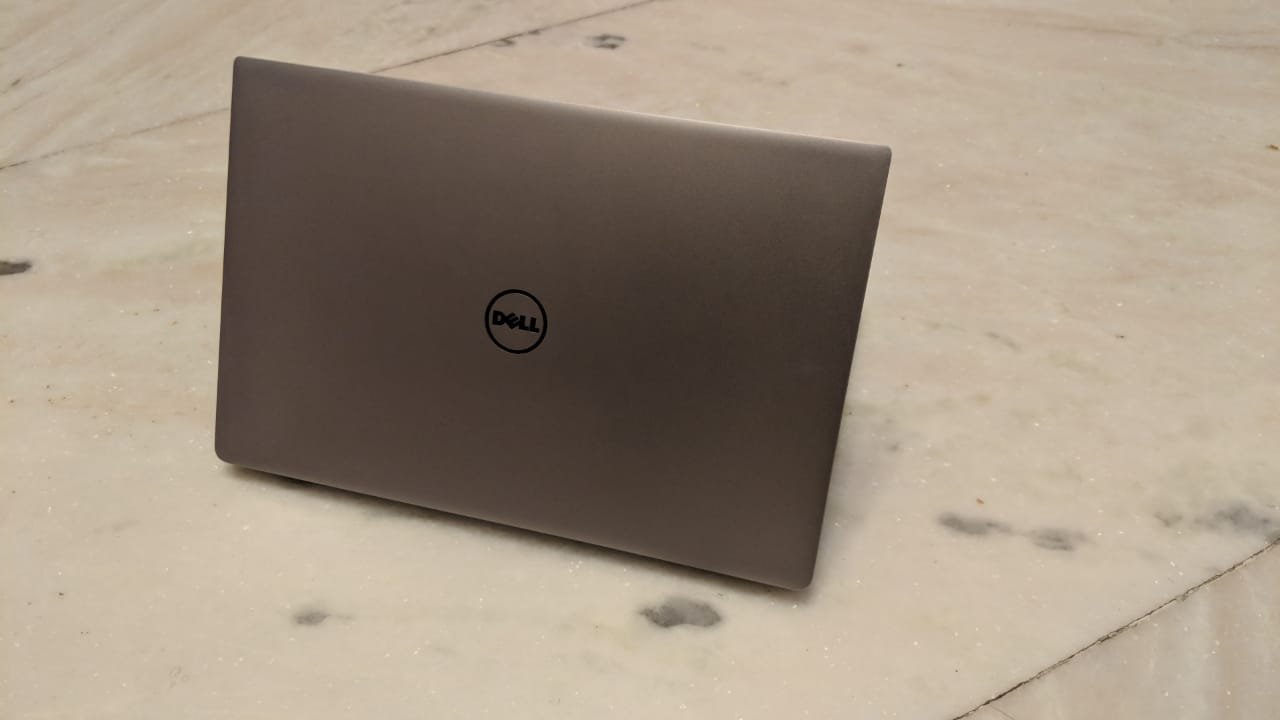 Dell XPS 13 2018 - exterior design