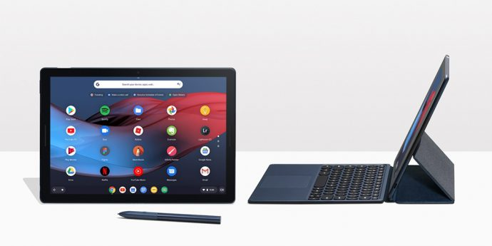 Google Pixel Slate revealed