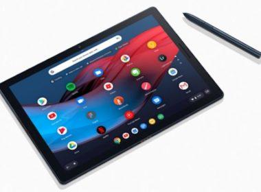 Google Pixel Slate with Pixelbook Pen