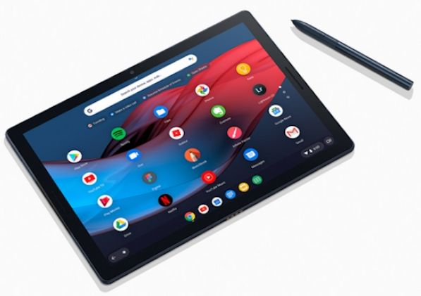 Google Pixel Slate with Pixelbook Pen