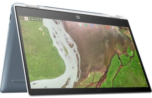HP Chromebook x360 14 - featured image