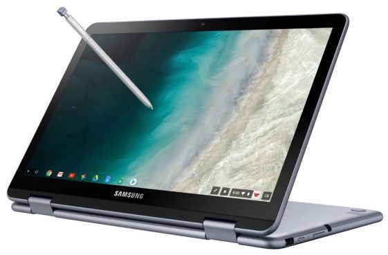 Samsung Chromebook Plus V2 with LTE