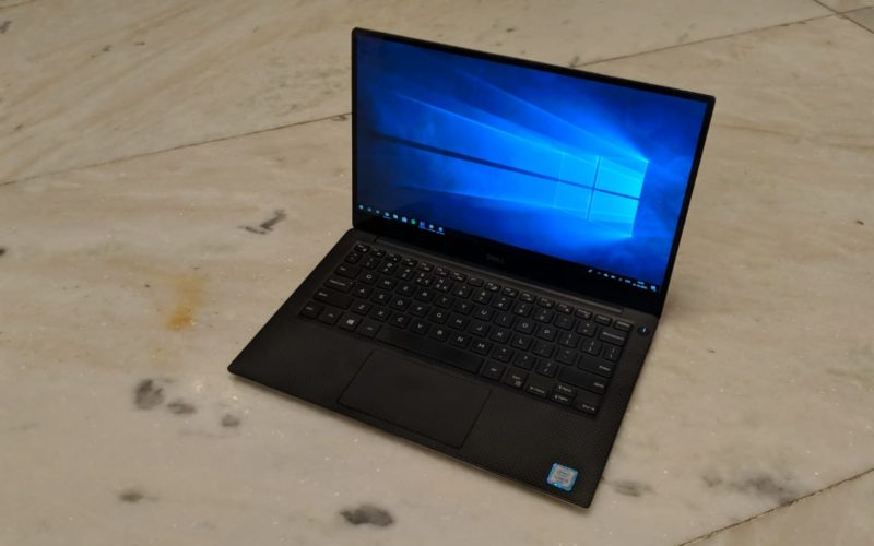 dell xps 13 - featured image