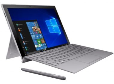 samsung galaxy book2 with S pen