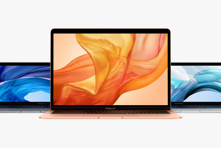 2018 Retina MacBook Air