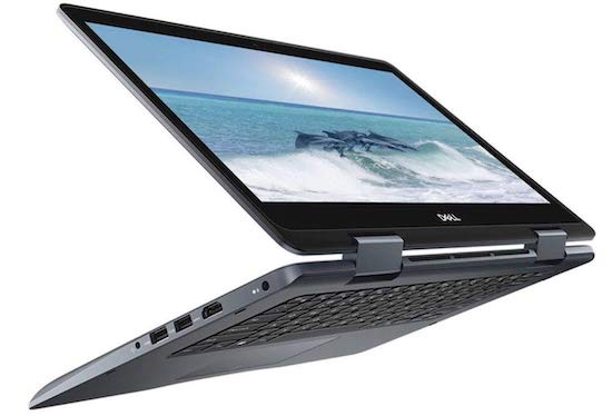 Dell Inspiron 13 5481 - Best Convertible 2 in 1 Laptop Under $600
